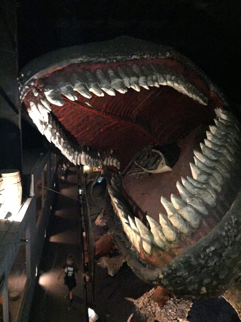 Favorite Vacation Spot - House on the Rock near Wisconsin Dells - Big Whale