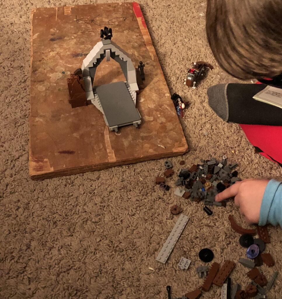 Indoor Activity Ideas for Kids - Legos