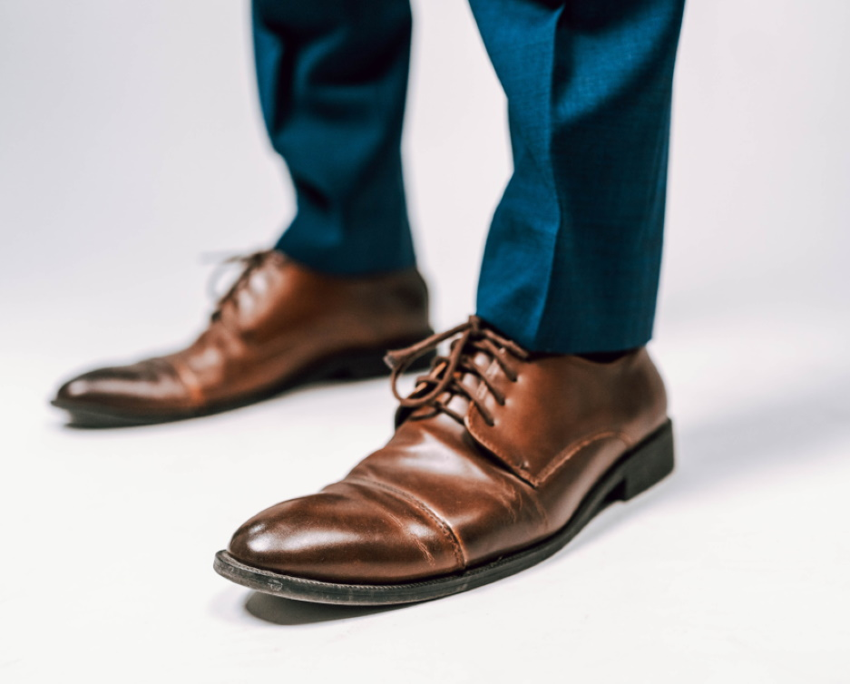 Dress shoes - Preparing your kids for that first job interview