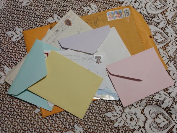 What to do with five minutes as a dad Go through junk mail