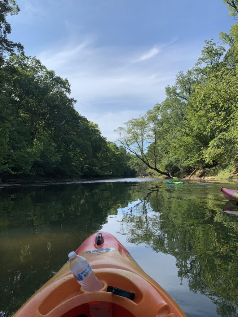 How to be a better father to your teenage son Kayaking with my sons near Morehead KY